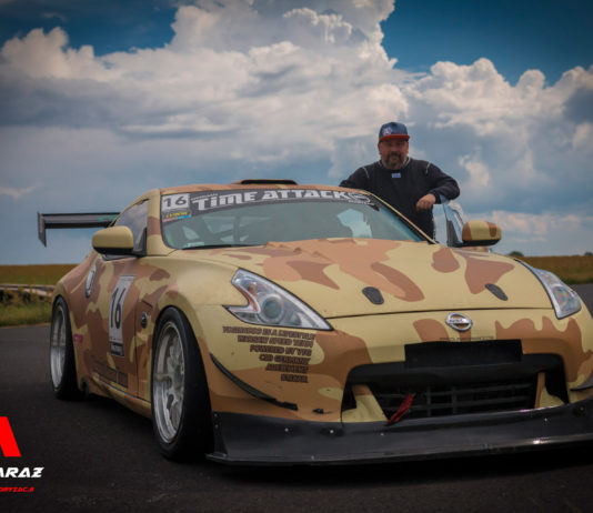 Warsaw Racing Team. Nissan 370z