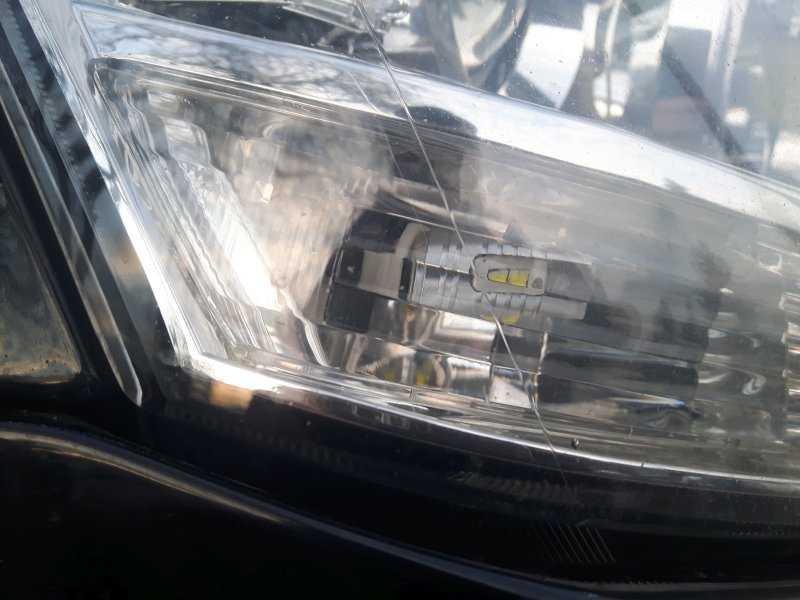 Światła pozycyjne LED Grand Vitara II
