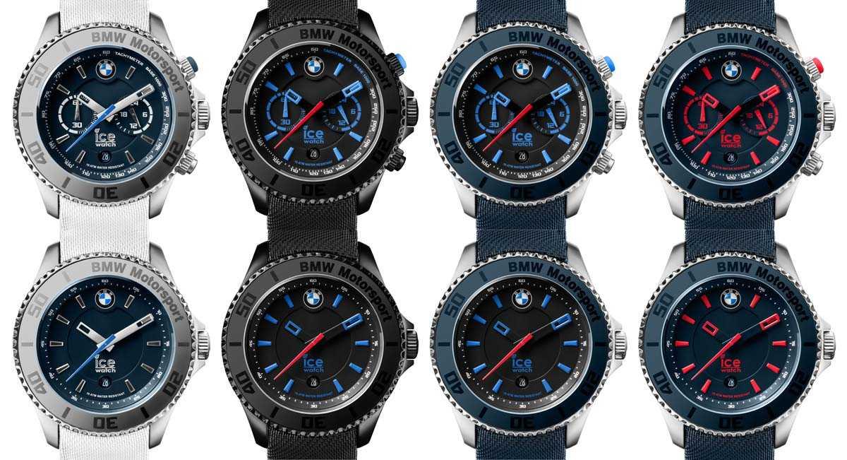 ice watch seria zegark w dla mi o nik w bmw motorsport motogara. Black Bedroom Furniture Sets. Home Design Ideas