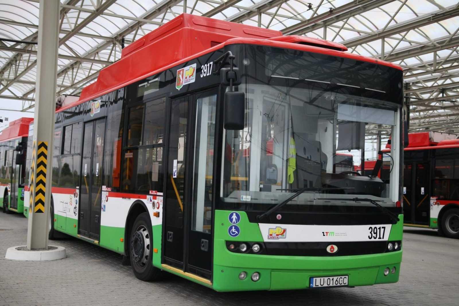 Trolejbus Ursus T70160