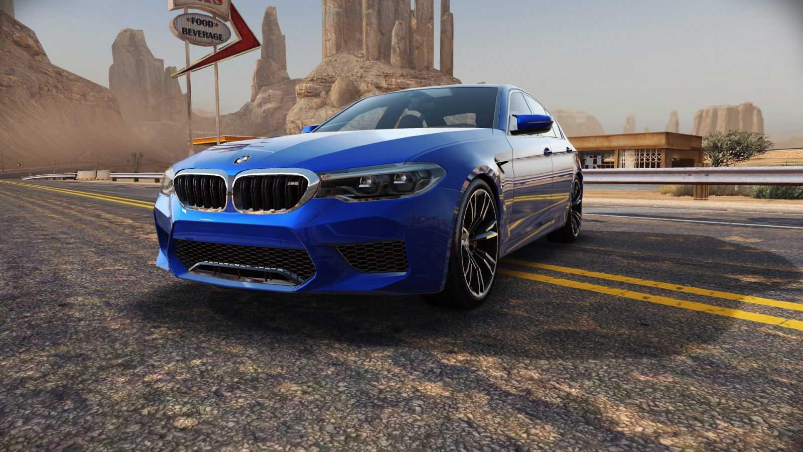 Nowe Bmw M5 W Grze Need For Speed No Limits Motogaraż