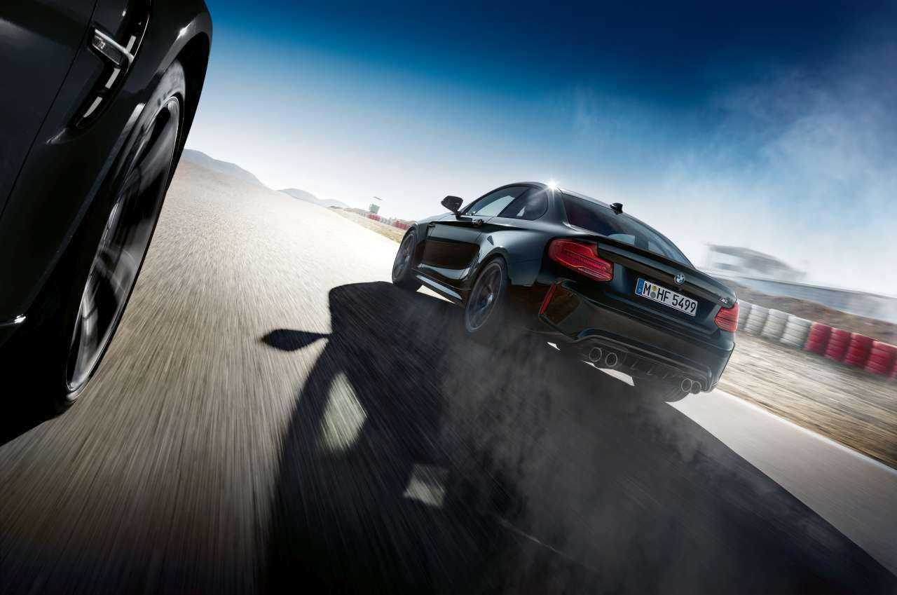 Nowe BMW M2 Coupé Edycja Black Shadow