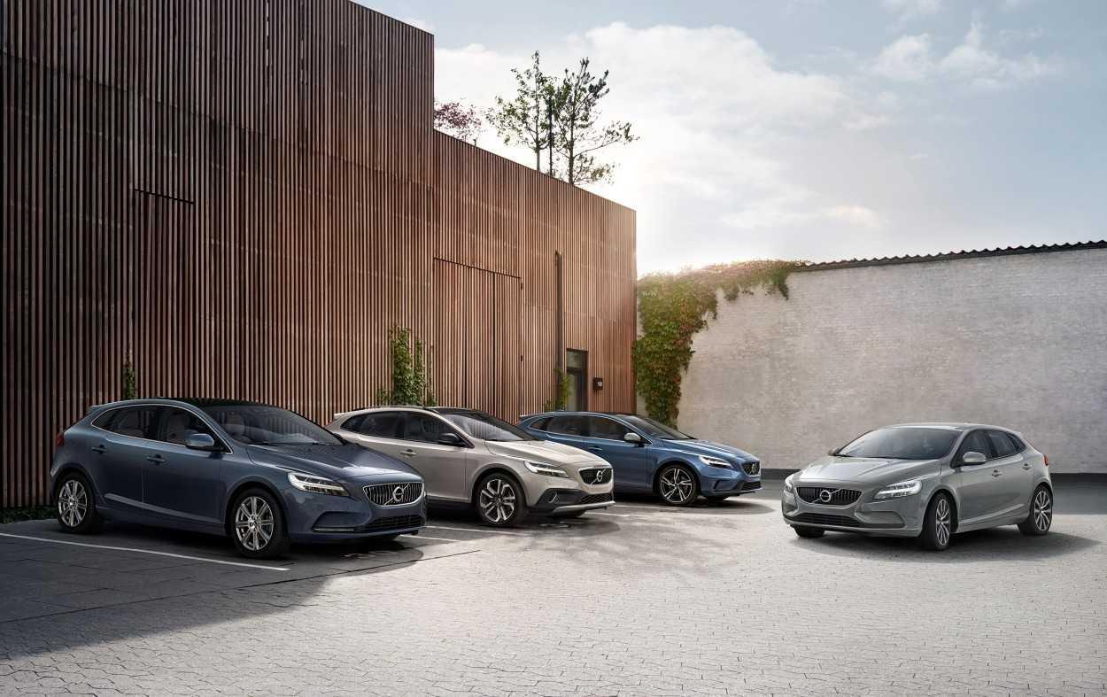 Volvo V40 Momentum, Inscription, Cross Country i R-design
