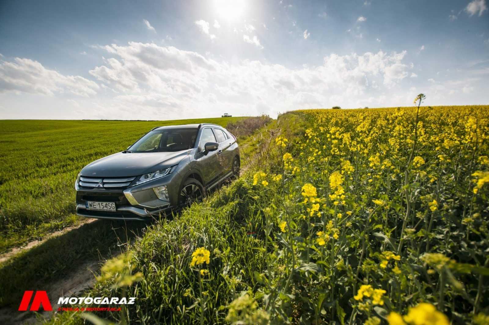 Mitsubishi Eclipse Cross / fot. Michał Węgrzynek