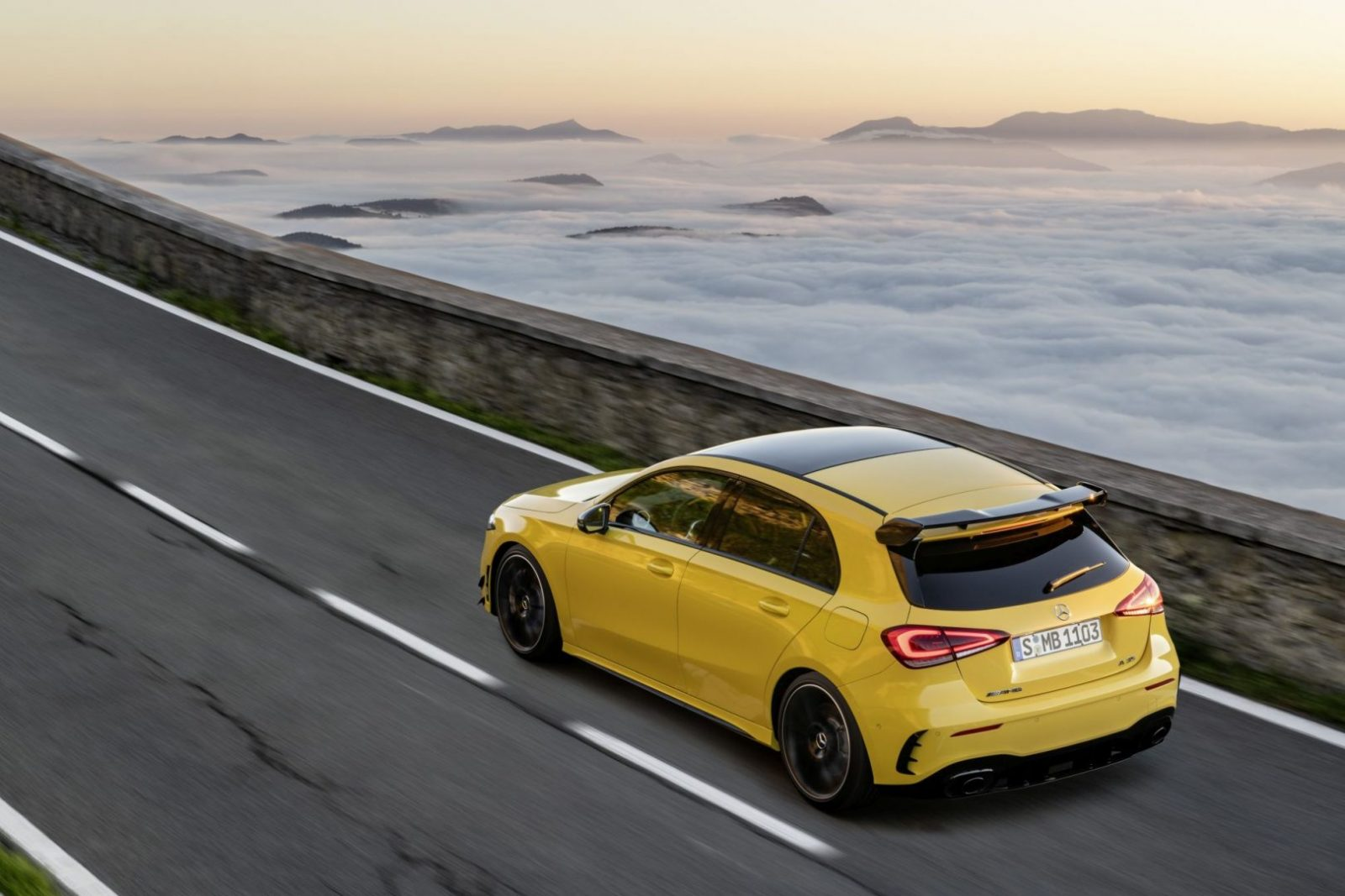 Mercedes-AMG A 35 4MATIC: