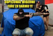 Fury Marzeń by M4K GARAGE #2 Jak łysy odpicował widzowi furę za DARMO!!!