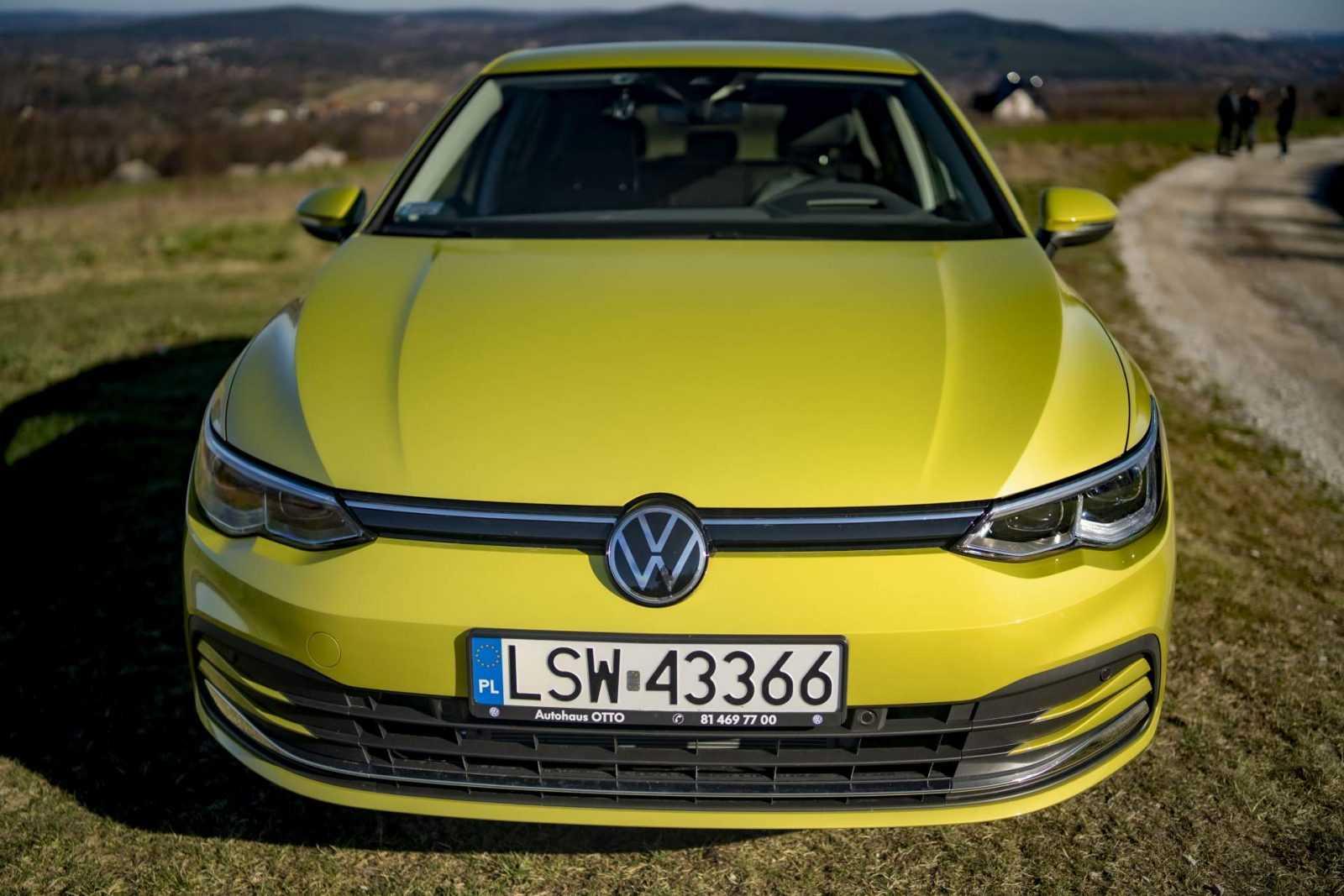 Golf VIII hybrid e-TSI